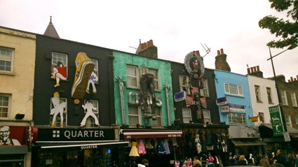 calles de Camden Londres