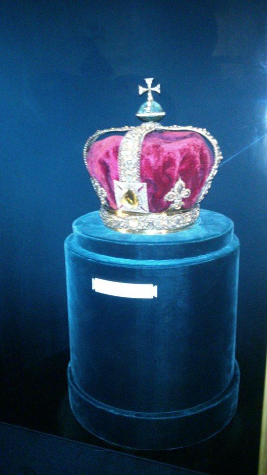 corona torre de londres