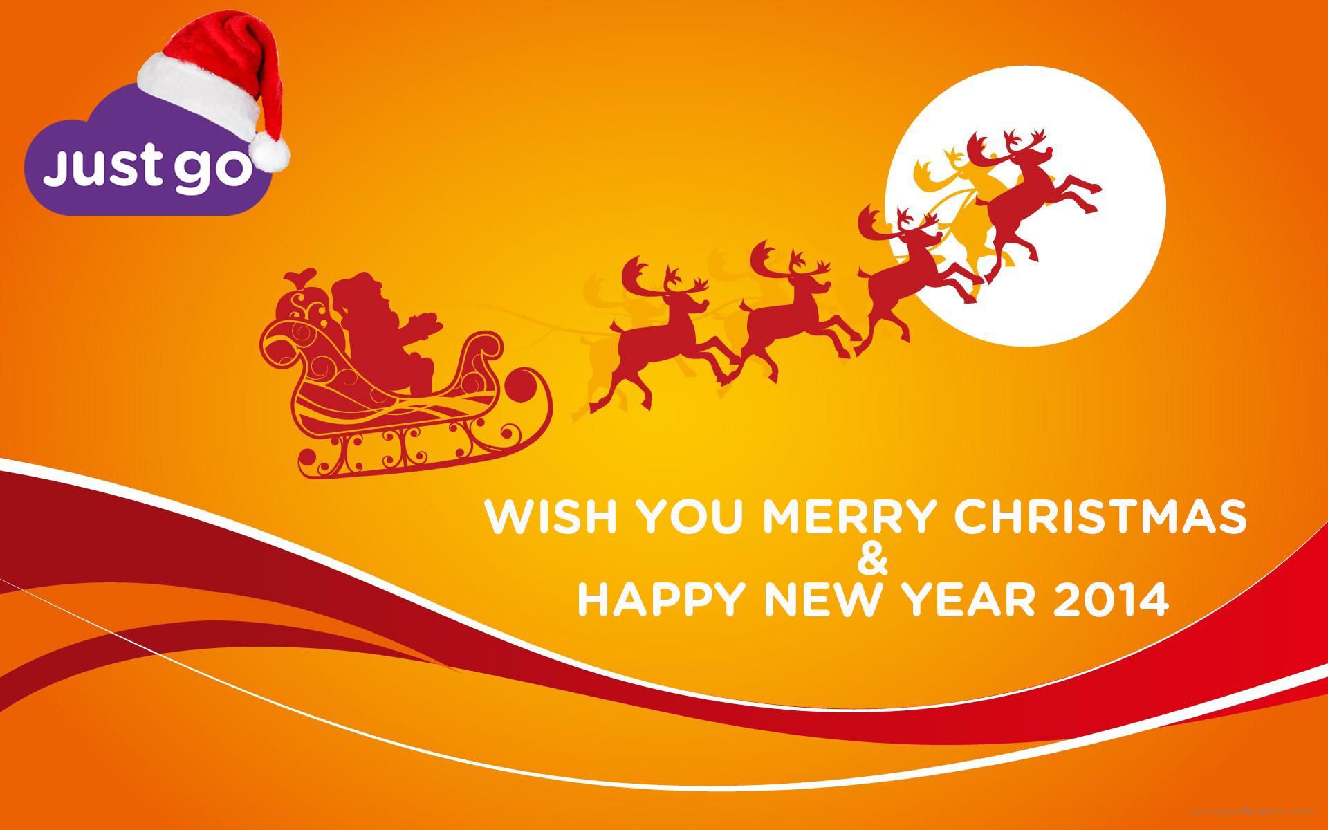 Merry Xmas Justgo