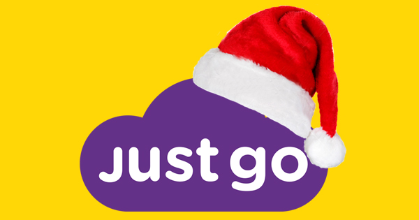 merry christmas London Justgo