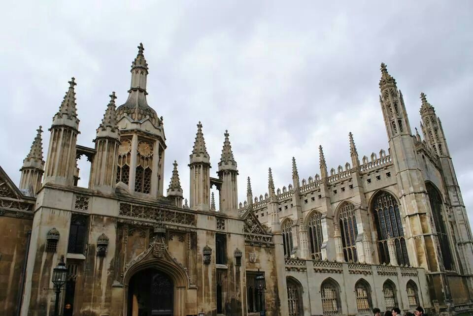 Cambridge-Kings College