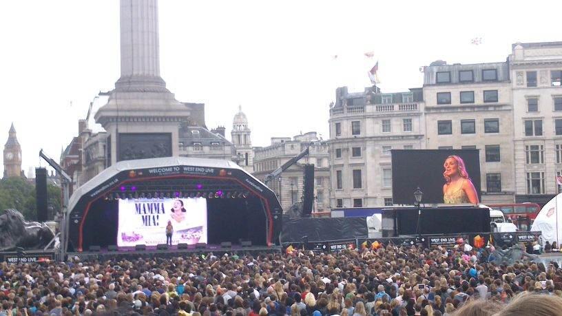 West End live festival