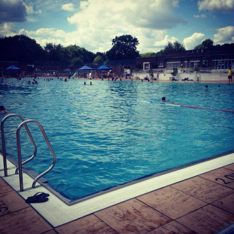 Parliament Hill Lido